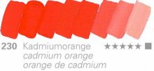 Cadmium Orange Mussini 35ml