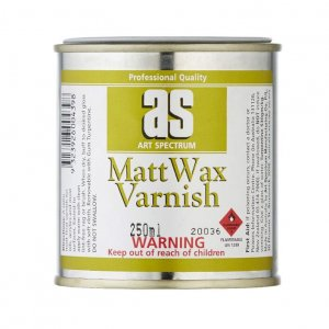 Matt Wax Varnish As 250ml