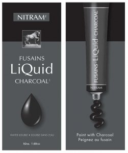 Nitram Liquid Charcoal W/Soluble 50ml