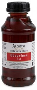 Odourless Fat Med 1000ml Archival
