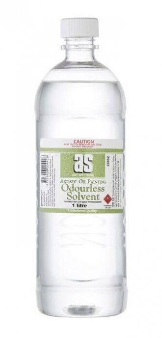 Odourless Solvent As 1000ml