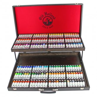 Old Holland Classic Masters Oil Paint Set 168 Colours