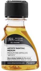 Artists Painting Med 75ml Wn