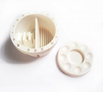 Neef Plastic Brush Washer