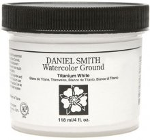 Daniel Smith Watercolour Ground Titanium White 118ml