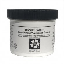 Daniel Smith Watercolour Ground Transparent 118ml