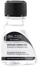 English Distilled Turpentine 75ml WN