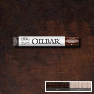 Winsor & Newton Burnt Umber 076 Oilbar 50ml