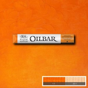 Winsor & Newton Cad Orange 089 Oilbar 50ml