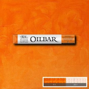 Winsor & Newton Cad Orange Hue 090 Oilbar 50ml
