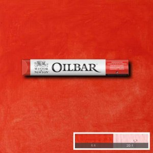 Winsor & Newton Cad Red Hue 095 Oilbar 50ml