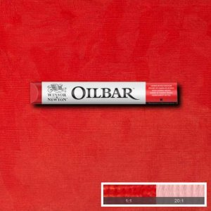 Winsor & Newton Cad Red Med 099 Oilbar 50ml