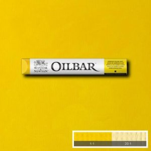 Winsor & Newton Cad Yell Lght 113 Oilbar 50ml