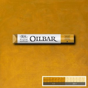 Winsor & Newton Yellow Ochre 744 Oilbar 50ml