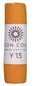 Unison Soft Pastel Yellow 13