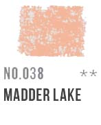 038 Madder Lake Conte Crayon