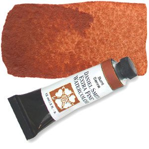 Burnt Sienna DS Awc 15ml