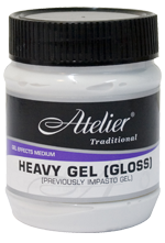 Heavy Gel (Gloss) Atelier 250ml