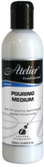Pouring Medium Atelier 250ml