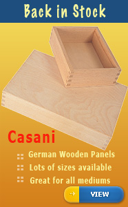 Casani Back in Stock