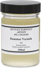 Dammar Varnish Harding 250ml