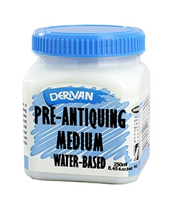 Pre-Antiquing Medium Derivan 250ml