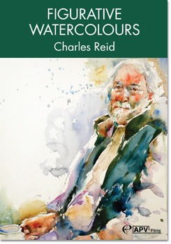 Figurative Watercolours Dvd by Charles Reid