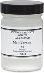 Matt Varnish Harding 250ml