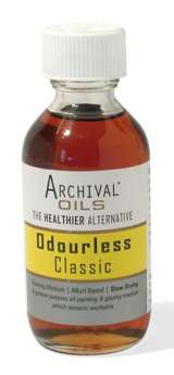Odourless Classic Med 100ml Archival