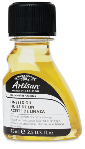 Linseed Oil Artisan 75ml