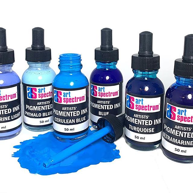 art spectrum ink