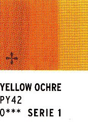 Yellow Ochre Charvin 60ml