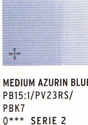Azurin Blue Med Charvin 60ml