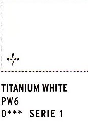 Titanium White Charvin 60ml