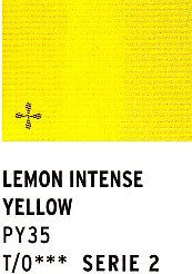 Intense Yellow Lemon Charvin 60ml