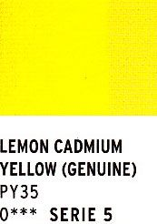 Cad Yellow Lemon Charvin 60ml