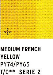 French Yellow Med Charvin 60ml