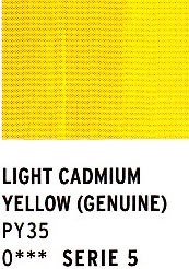 Cad Yellow Lt Charvin 60ml