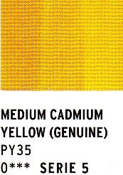 Cad Yellow Med Charvin 60ml
