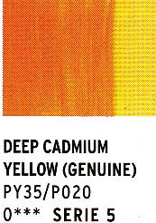 Cadmium Yellow Dp Charvin 60ml
