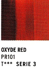 Red Oxide Charvin 60ml