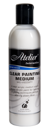 Clear Painting Med Atelier 250ml
