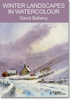 Winter Landscapes in Watercolour by David Bellamy DVD