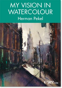 My Vision in Watercolour DVD by Herman Pekel