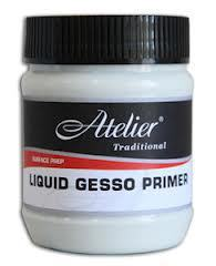 Liquid Gesso Atelier 250ml
