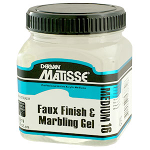 Faux Finish & Marbling Gel Matisse MM16 250ml