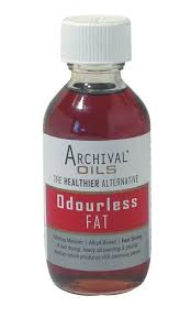 Odourless Fat Med 100ml Archival