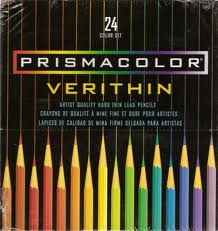 Prismacolor Pencil Verithin Set of 36