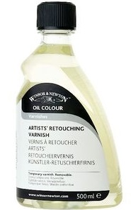Retouching Varnish 500ml WN
